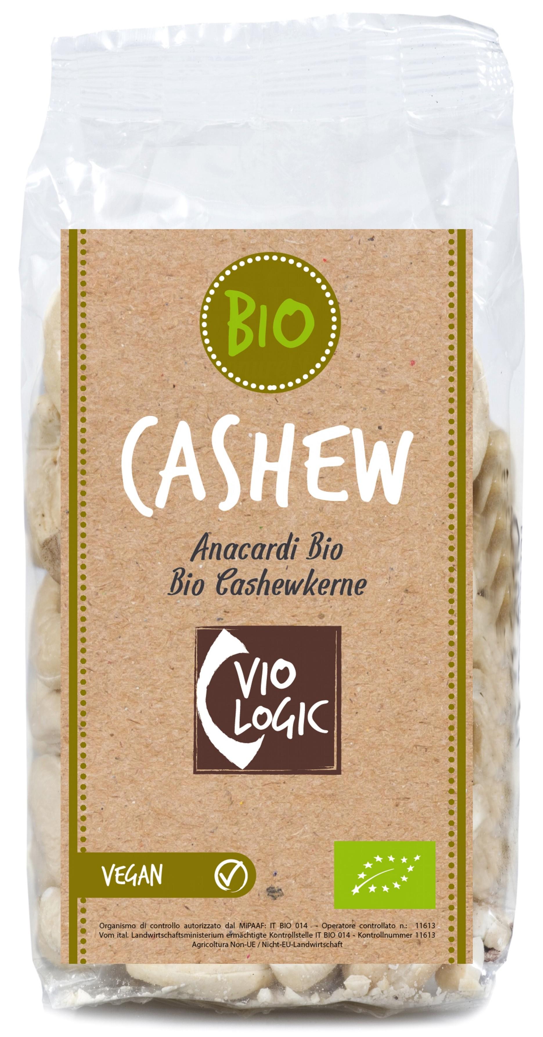 Bio Cashewkerne 125g
