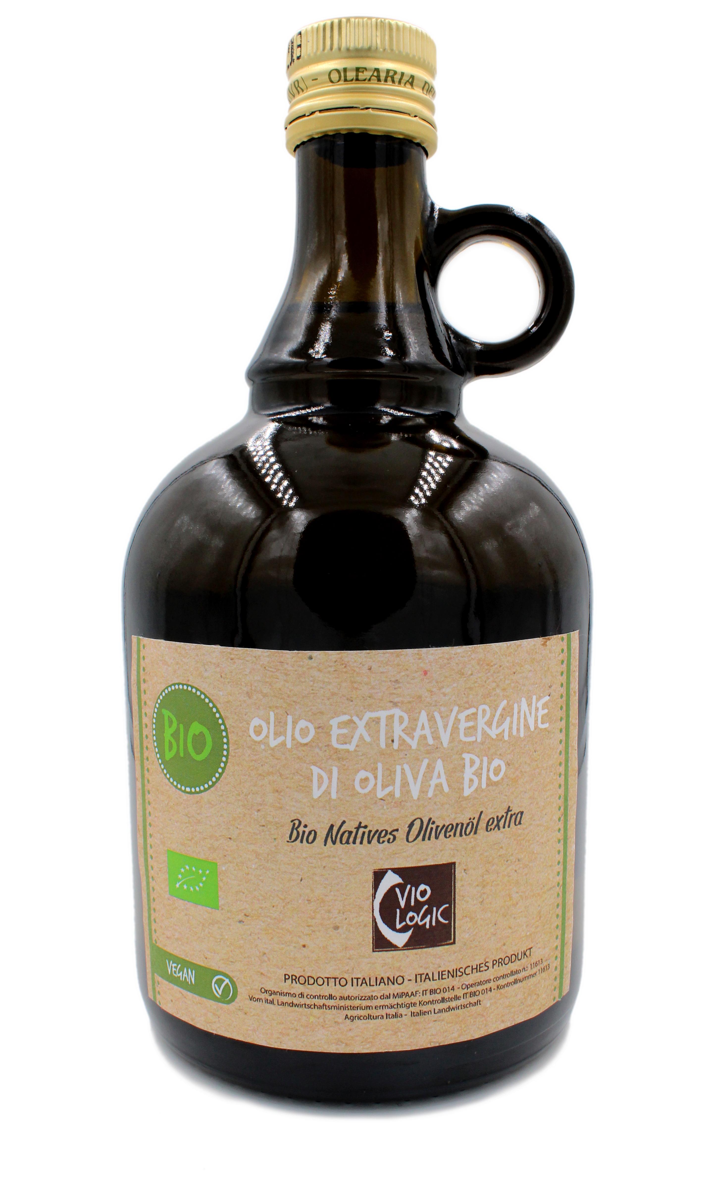Bio Natives Olivenöl extra 750ml